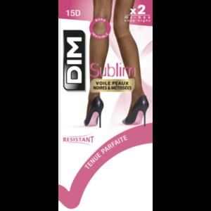Vogue Knee-Highs 15 Den 2 Pack